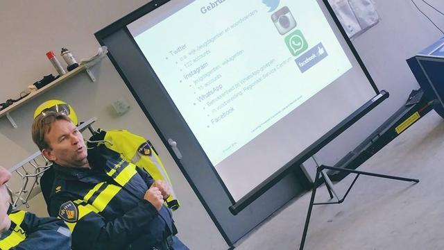 Na gemeente Breda ook politie op Facebook