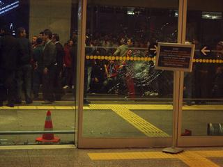 De ontwikkelingen rond explosies Istanbul