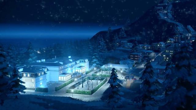 Cities: Skylines voegt sneeuw en trams toe