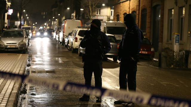 'Belgische politie pakt zesde verdachte aanslagen Brussel op'