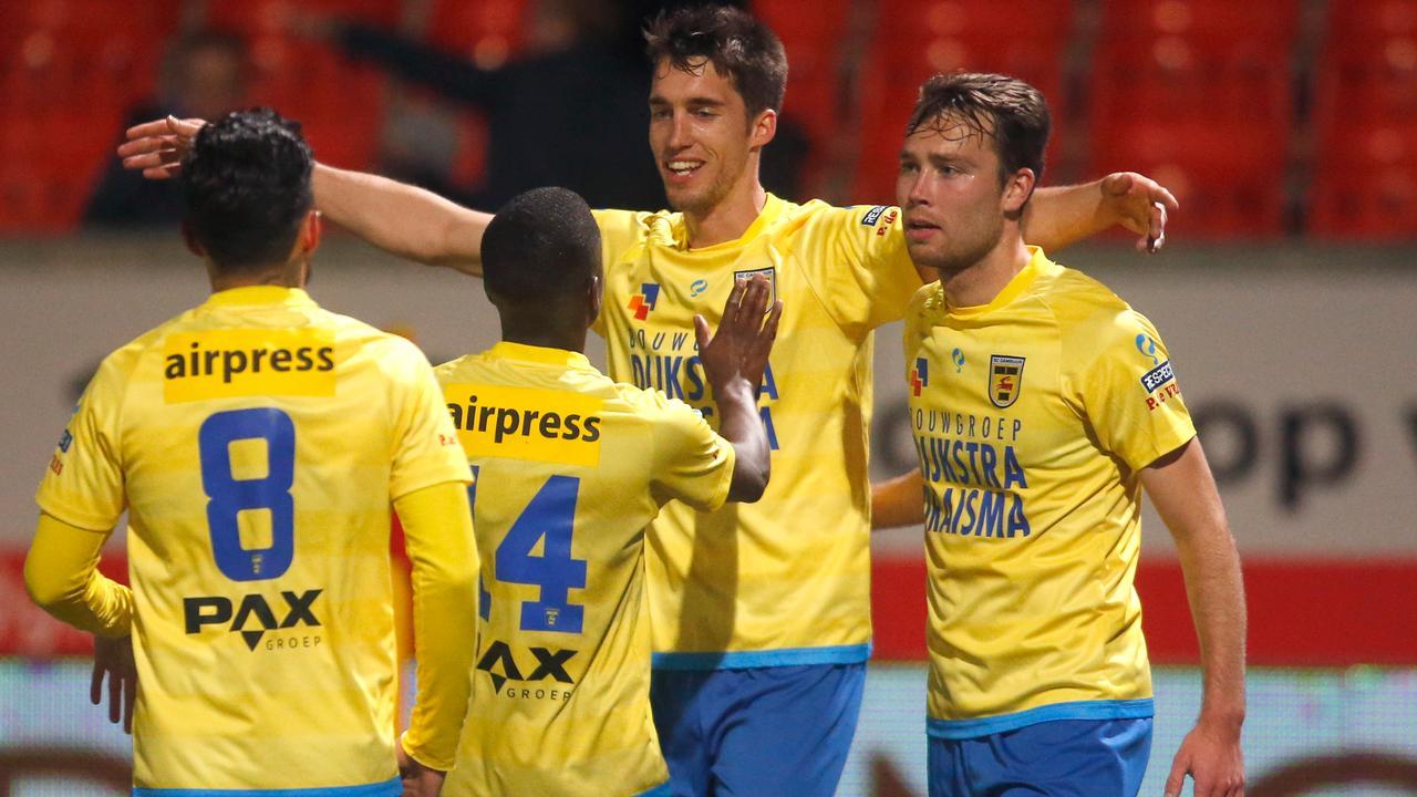 Samenvatting SC Cambuur-FC Emmen (1-0)