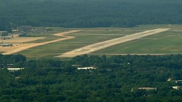 Melding schutter op luchtmachtbasis Maryland blijkt vergissing