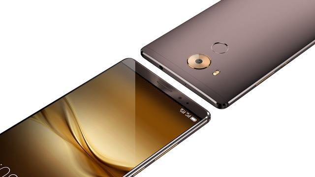 Huawei brengt Mate 8-phablet naar Europa
