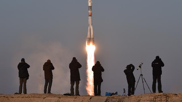 Ruimtewandeling NASA gestopt om lek in helm