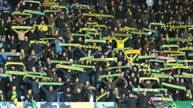 Fortuna Sittard mag in ieder geval seizoen afmaken in Jupiler League