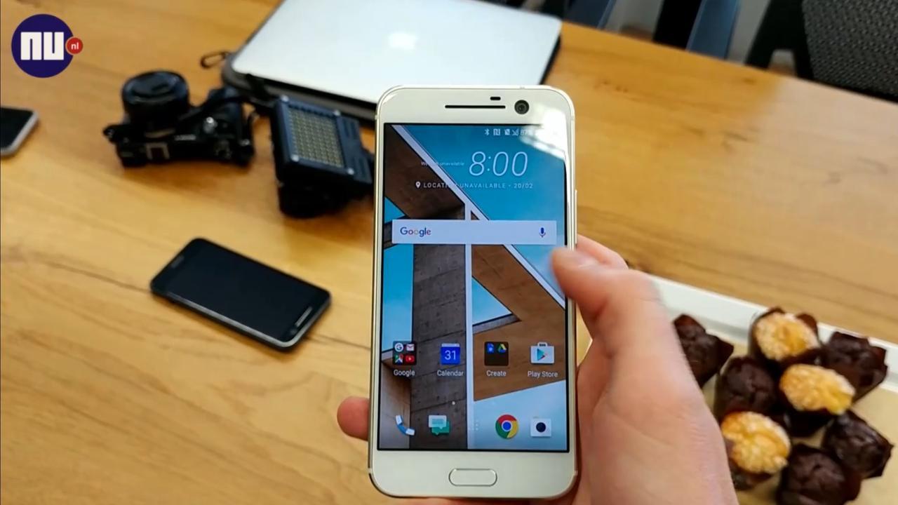 Eerste indruk: Dit is de nieuwe HTC 10