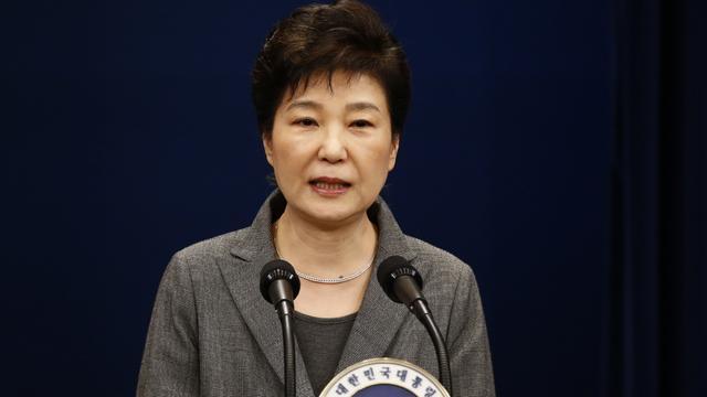 Ex-president Zuid-Korea gearresteerd
