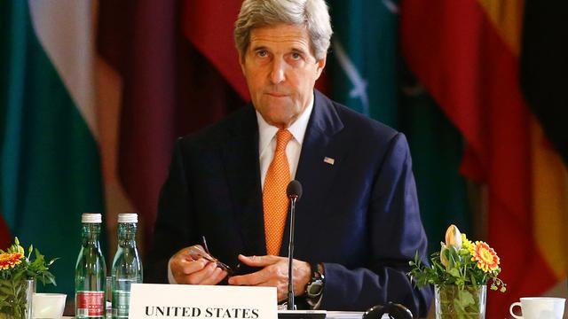 Diplomaten VS kritisch over Syrië-beleid Obama