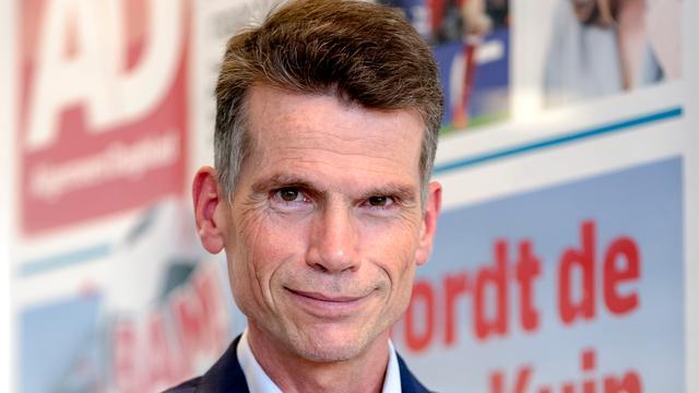 Hans Nijenhuis nieuwe hoofdredacteur AD
