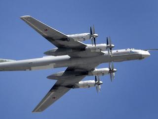 De aanvallen zijn uitgevoerd door Tupolev 95-bommenwerpers