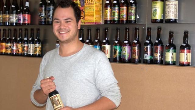 Nieuwe bijzondere bierwinkel in De Gaard
