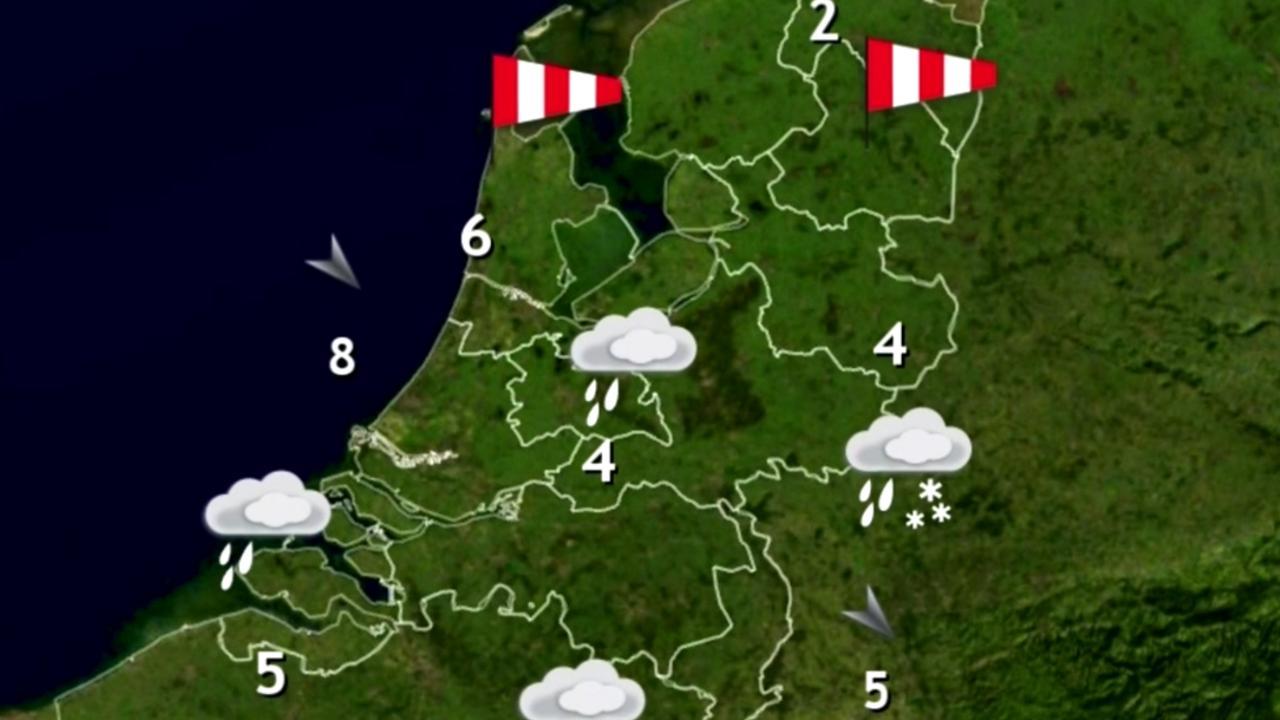 Bekijk hier het weerbericht