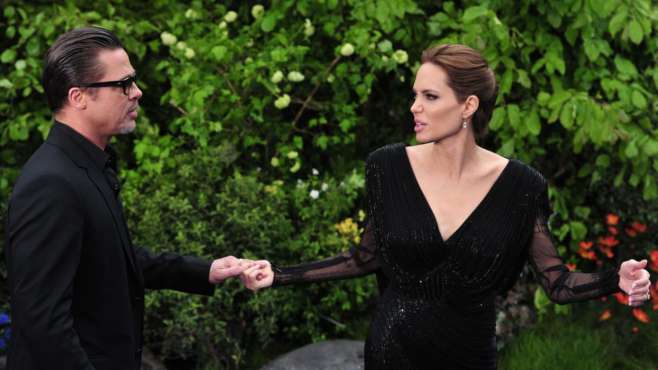 Angelina Jolie voor het eerst weer in het openbaar gespot