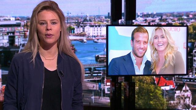 Show Update: Rafael van der Vaart gelukkiger dan ooit