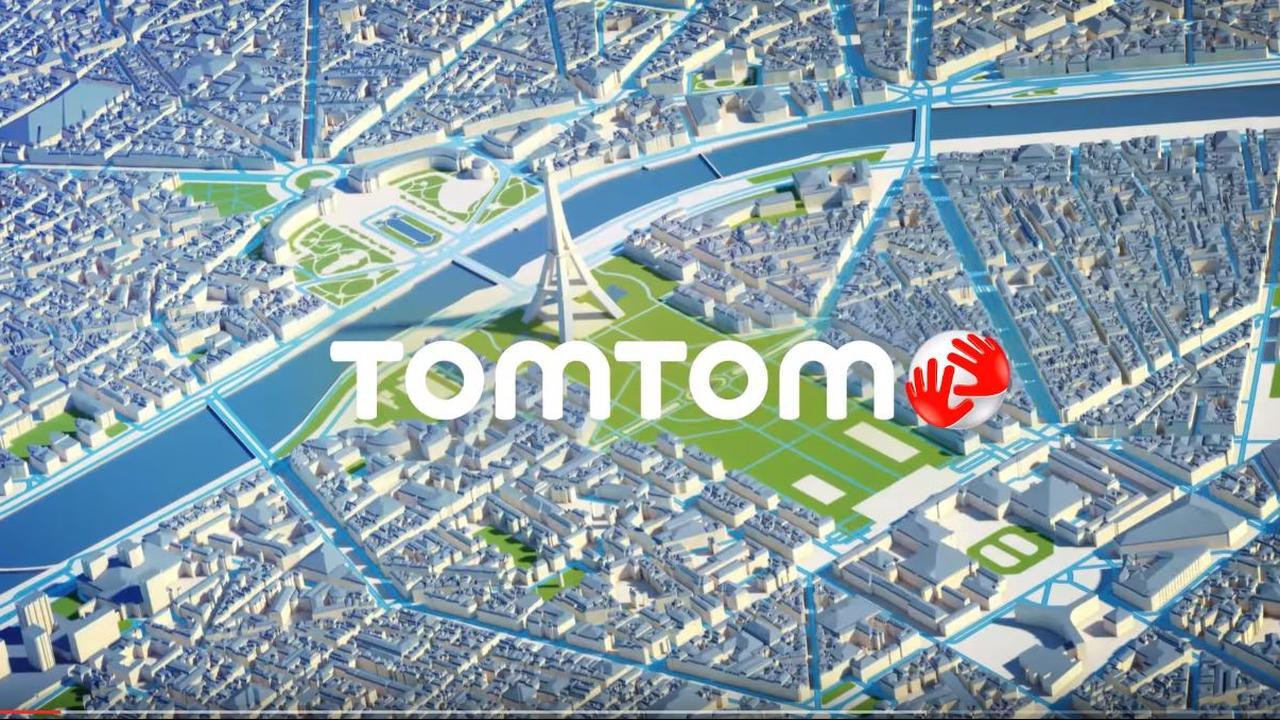 Nieuwe dienst TomTom helpt bij vinden parkeerplek