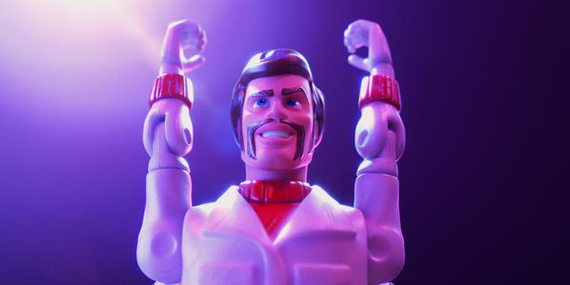 'Auteursrechtenclaim tegen Disney vanwege stuntman in Toy Story 4'