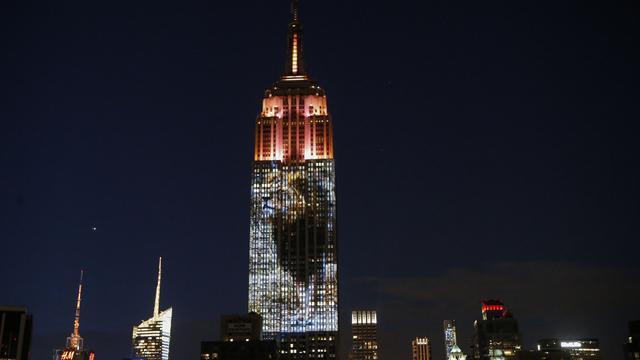 Qatari kopen aandelen in Empire State Building