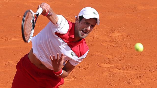 Djokovic boekt in Monte Carlo eerste overwinning sinds rentree