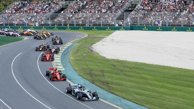 Grand Prix-promotors uiten zorgen over koers Liberty Media met Formule 1