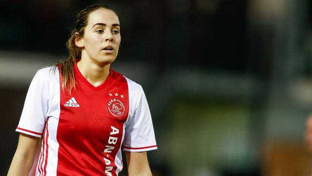 Vrouwen FC Twente en Ajax morsen punten in kampioensgroep Eredivisie