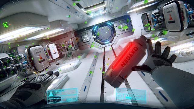Adr1ft op 28 maart uit voor pc en Oculus Rift