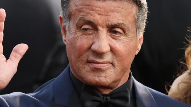 Sylvester Stallone speelt hoofdrol in nieuwe maffiaserie