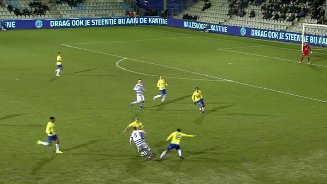 Samenvatting De Graafschap - SC Cambuur (3-0)