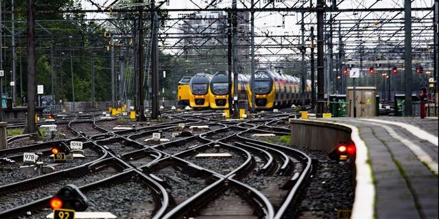 Werkzaamheden aan spoor tussen Groningen en Leeuwarden verplaatst