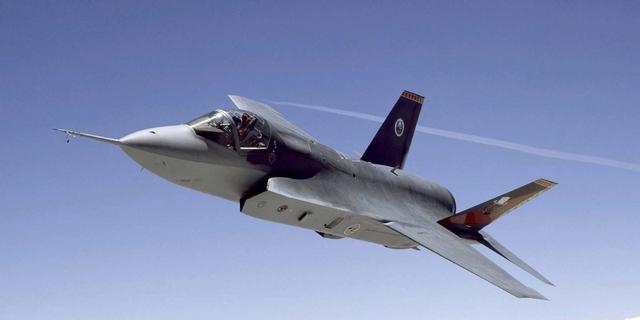 'Lockheed krijgt order voor 160 gevechtsvliegtuigen'