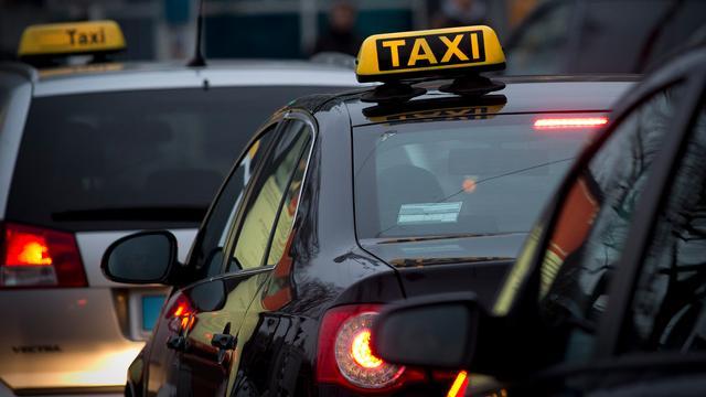 Vaste ritprijs bij Taxicentrale Amsterdam