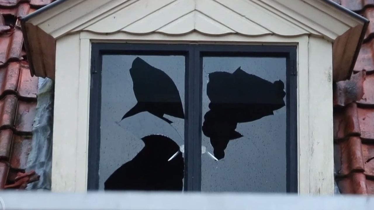 Compilatie: Veel schade in zuiden door noodweer