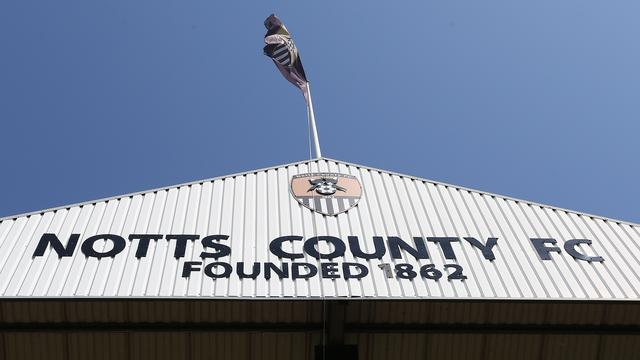 Notts County daalt na 131 jaar voor het eerst af naar amateurs