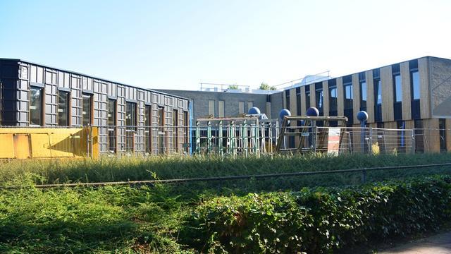Munnikenheide College ondergaat grote verbouwing