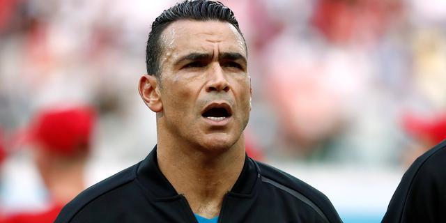 Egyptische keeper El-Hadary (45) oudste speler ooit op WK