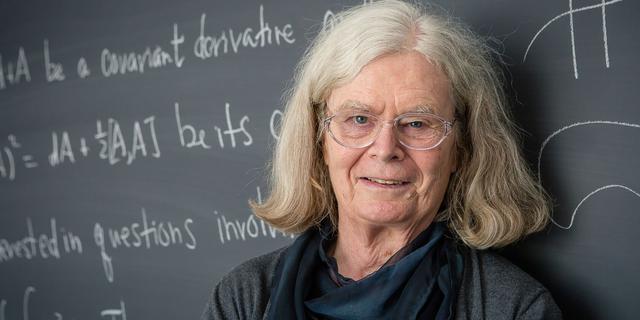 Eerste vrouw ontvangt 'Nobelprijs' voor de wiskunde