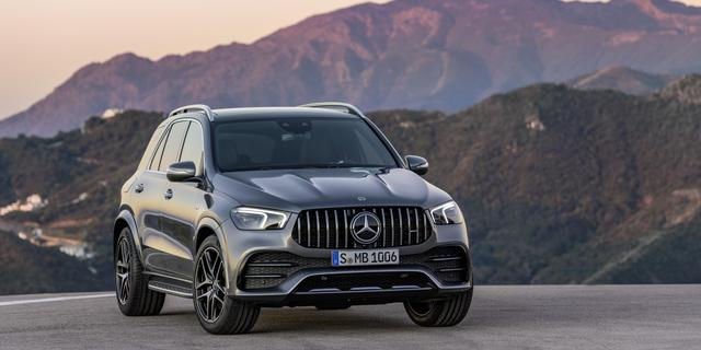 AMG-versie van nieuwe Mercedes GLE  gelanceerd