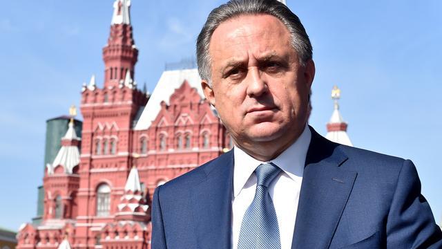 Mutko ziet Duitse beschuldigingen als 'gerichte aanval' op Rusland
