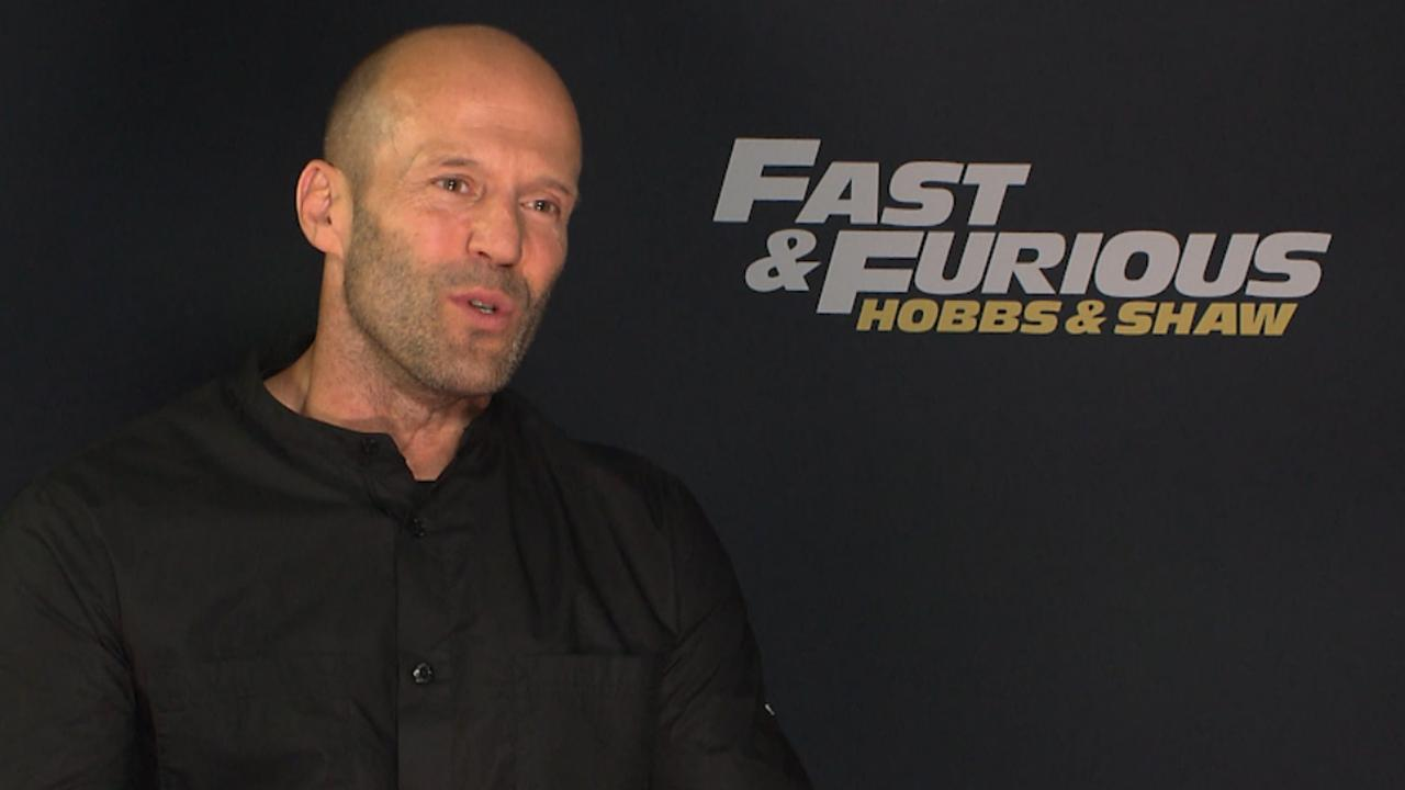 Jason Statham over gevecht met Sem Schilt: 'Hij is echt enorm'