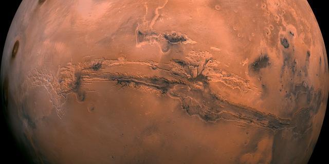 Goed nieuws: Mars goed zichtbaar | SOS Dolfijn bouwt ziekenhuis