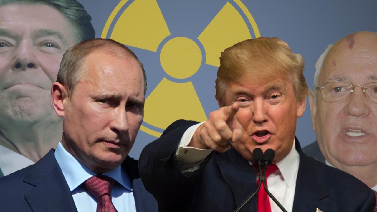 Waarom kernwapens er waarschijnlijk altijd blijven