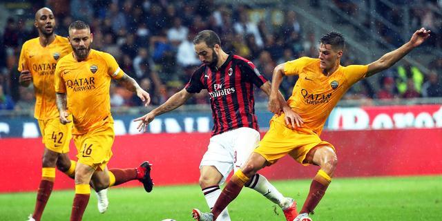 Karsdorp verliest met AS Roma, Groeneveld trefzeker voor Club Brugge