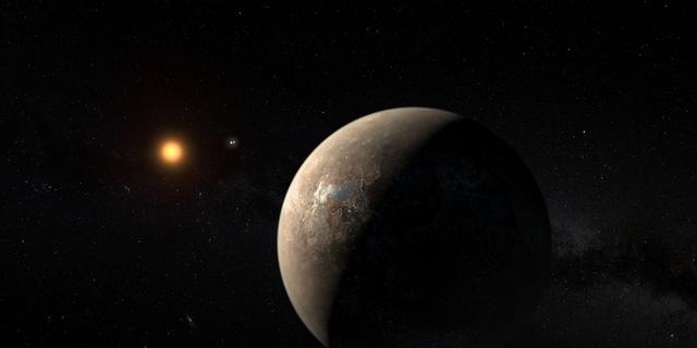 Belgen ontdekken zeven planeten met kans op leven