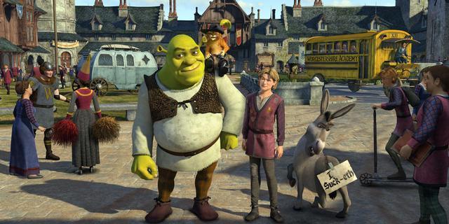 Nieuwe versies in de maak van animatiefilms Shrek en Puss in Boots