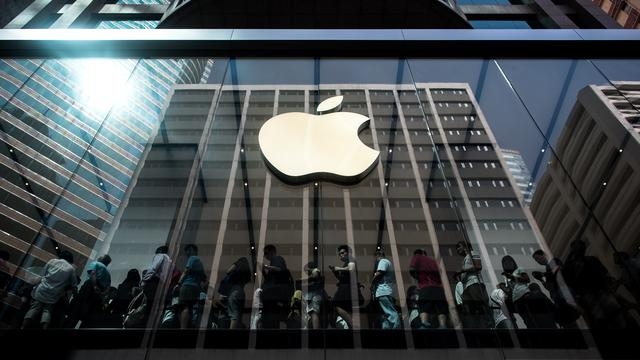 'Apple overweegt gedeeltelijke verplaatsing van productie uit China'