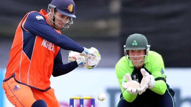 Cricketers in finale WK-kwalificatietoernooi door zege op Ierland