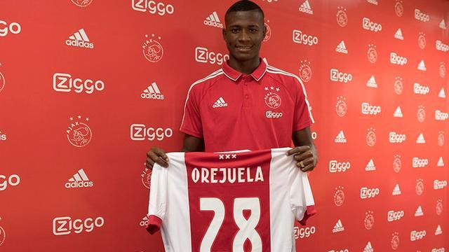 Ajax bevestigt komst Orejuela, transfer Barac van de baan