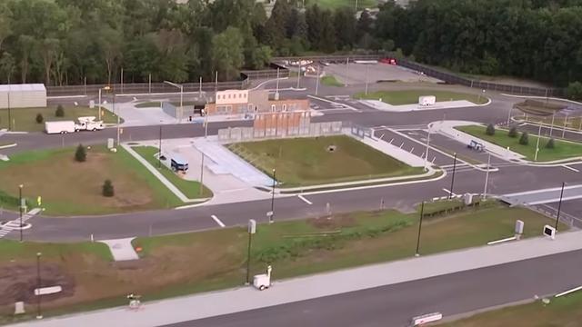 Nepstad voor zelfrijdende auto's geopend in Michigan