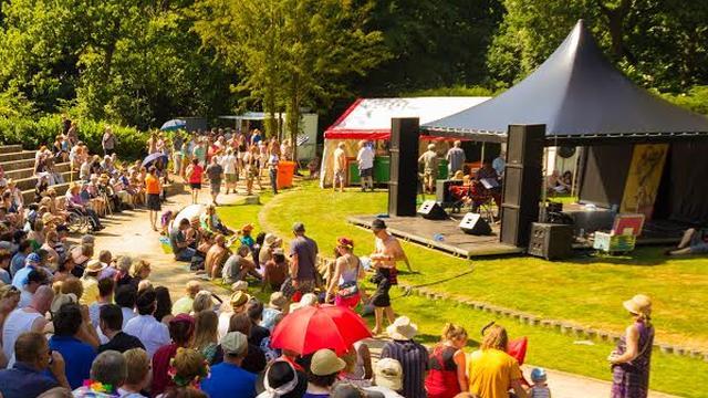 Blommenkinders komt met 'Party in het Parkfestival'