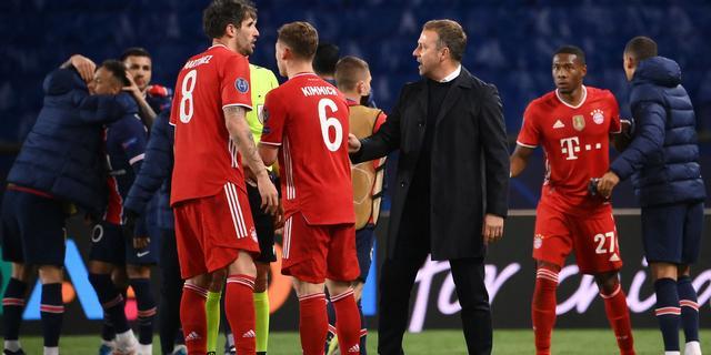 Bayern München berust in CL-uitschakeling: 'We liepen op onze laatste benen'