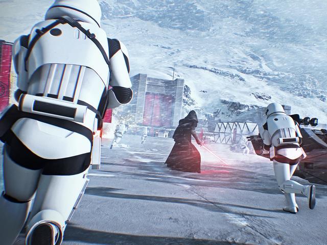 EA voegt lootboxen in maart weer toe aan Star Wars: Battlefront II